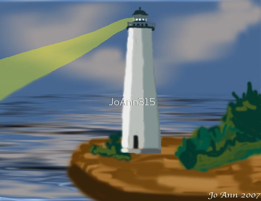 Lighthouse by JoAnn315
