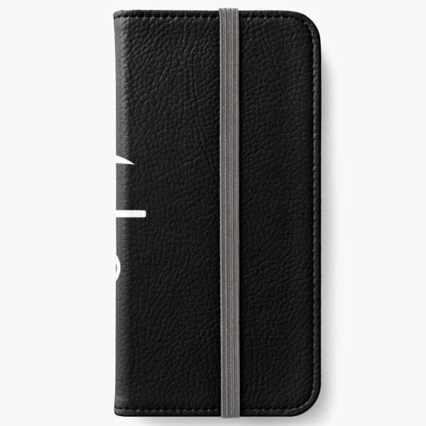The Black Archive #12 iPhone Wallet