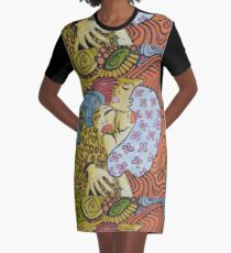 Sorcières Graphic T-Shirt Dress