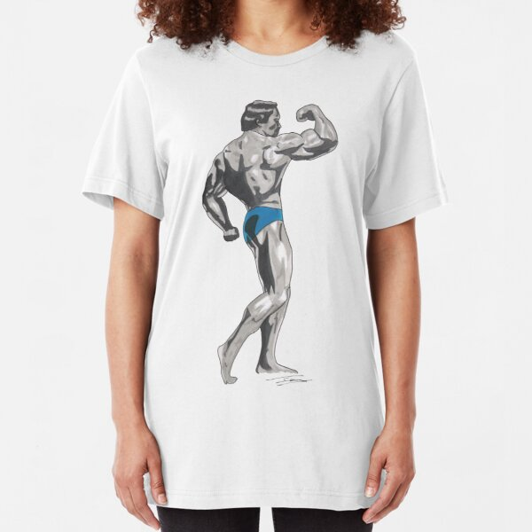 Mr Universe Slim Fit T-Shirt