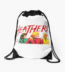 Heathers: The Musical Drawstring Bag