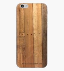 Pallet Wood - State Pallets iPhone Case