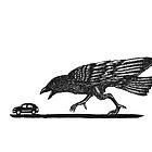 T-Rex bird  by Yoshi2000man