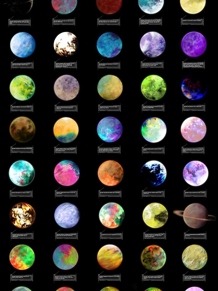 Einsame Planeten von merlin-seller