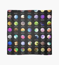 Lonely Planets Scarf