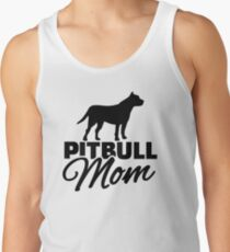 Pitbull Mom Tank Top