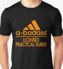 LICENSED PRACTICAL NURSE BEST COLLECTION 2017 Slim Fit T-Shirt
