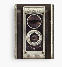 Vintage Camera I Canvas Print
