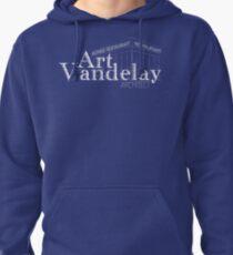 Art Vandelay Pullover Hoodie