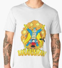 bananaman Men's Premium T-Shirt