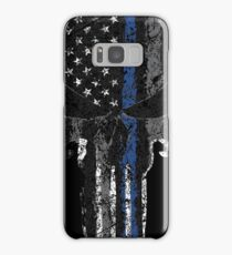 THIN BLUE LINE Samsung Galaxy Case/Skin