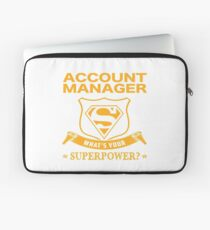 ACCOUNT MANAGER BEST COLLECTION 2017 Laptop Sleeve