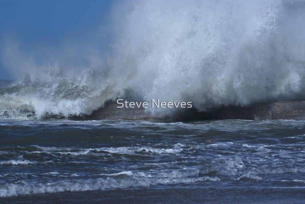storm defences need adjusting i think ! by Steve Neeves