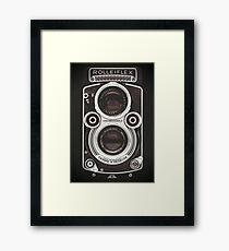 Vintage Camera II Framed Print