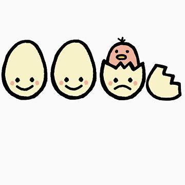 Eggs by meghanpony