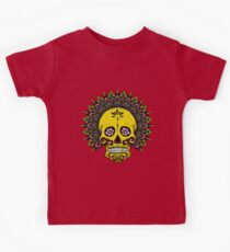 Colourful Skull  Kids Clothes