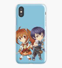 Bright Duo iPhone Case/Skin