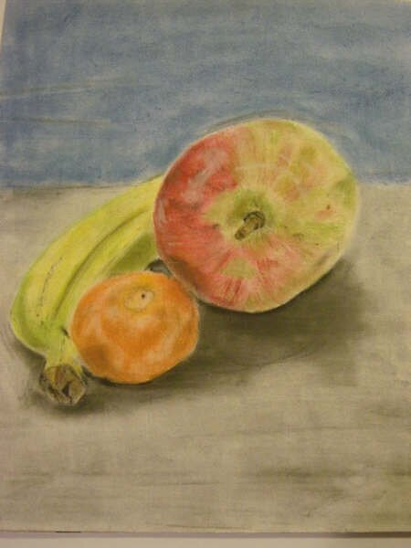 Study of fruit by Ammaarah