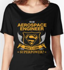 AEROSPACE ENGINEER BEST COLLECTION 2017 Women's Relaxed Fit T-Shirt