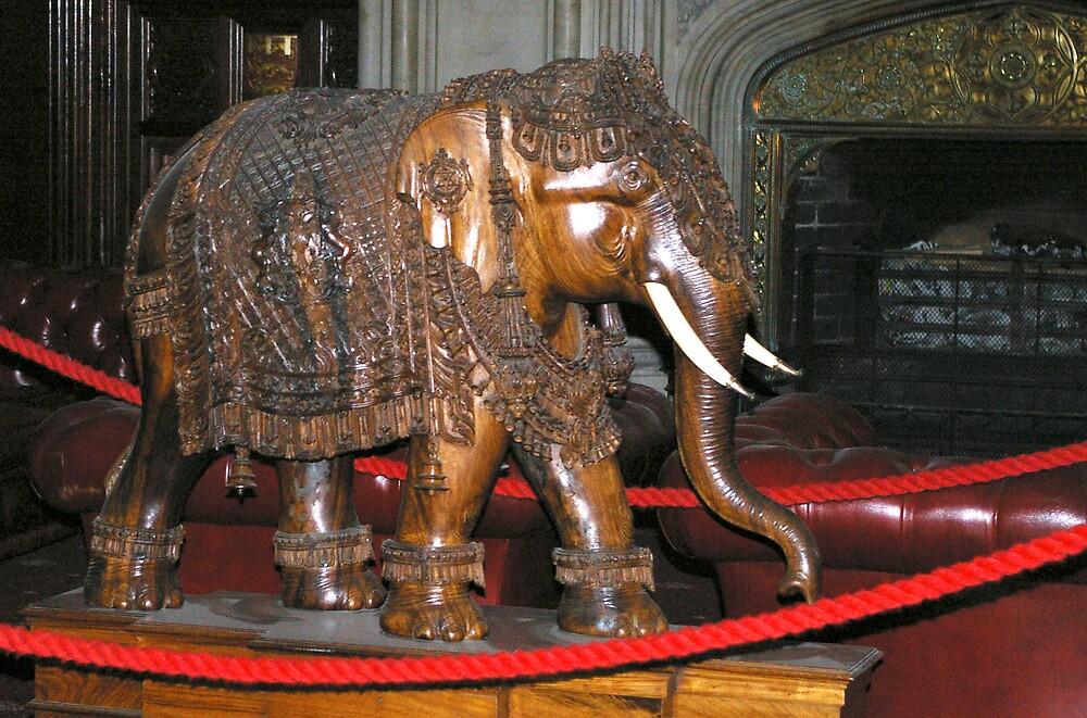 The Elephant by MayWebb