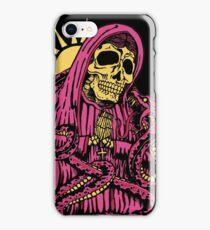 Santa Muerte 2017 iPhone Case/Skin