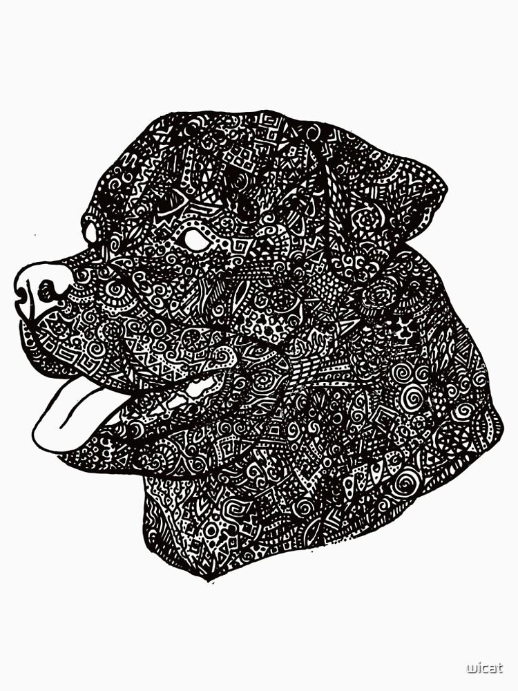Komplex Rottweiler von wicat