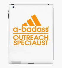 OUTREACH SPECIALIST BEST COLLECTION 2017 iPad Case/Skin