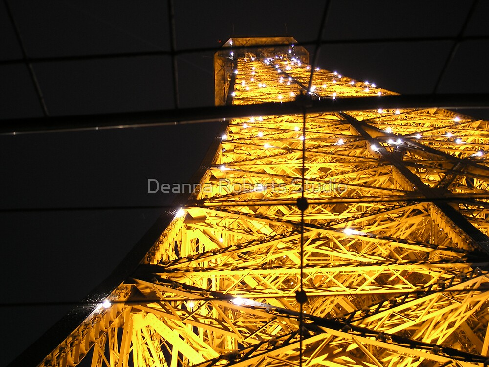 Eiffel Angle 3 by Deanna Roberts Think in Pictures