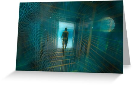 The tunnel . . . Part 2.   by Carol and Mike Werner