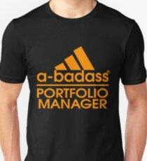 PORTFOLIO MANAGER BEST COLLECTION 2017 T-Shirt
