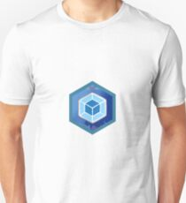 Webpack Hex Sticker Unisex T-Shirt
