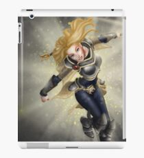 Lux Fanart iPad Case/Skin