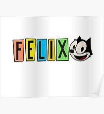 Felix the Cat  Poster