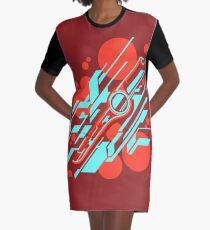 Monado Zusammenfassung T-Shirt Kleid