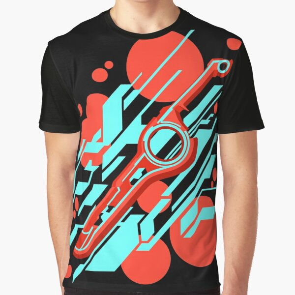 Monado Abstract Graphic T-Shirt