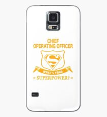 CHIEF OPERATING OFFICER BEST COLLECTION 2017 Case/Skin for Samsung Galaxy
