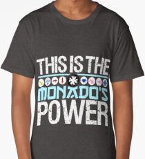 The Monado's Power Long T-Shirt