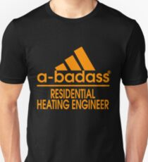 RESIDENTIAL HEATING ENGINEER BEST COLLECTION 2017 Unisex T-Shirt