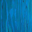 Flowing Blue by Veronica Krawcewicz