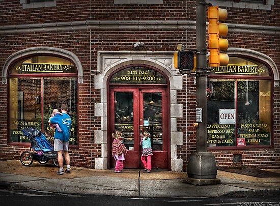 The Italian Bakery by Michael Savad