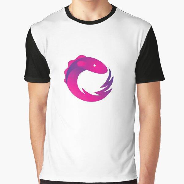 RxJS Logo Graphic T-Shirt