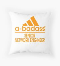 SENIOR NETWORK ENGINEER BEST COLLECTION 2017 Throw Pillow