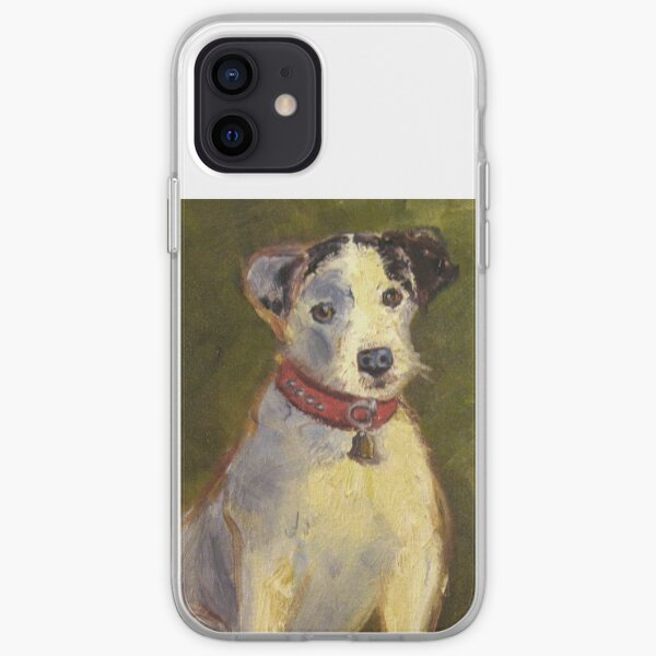 Sparky, Jack Russell Terrier  iPhone Soft Case