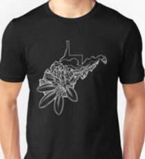 West Virginia Rhododendron T-Shirt