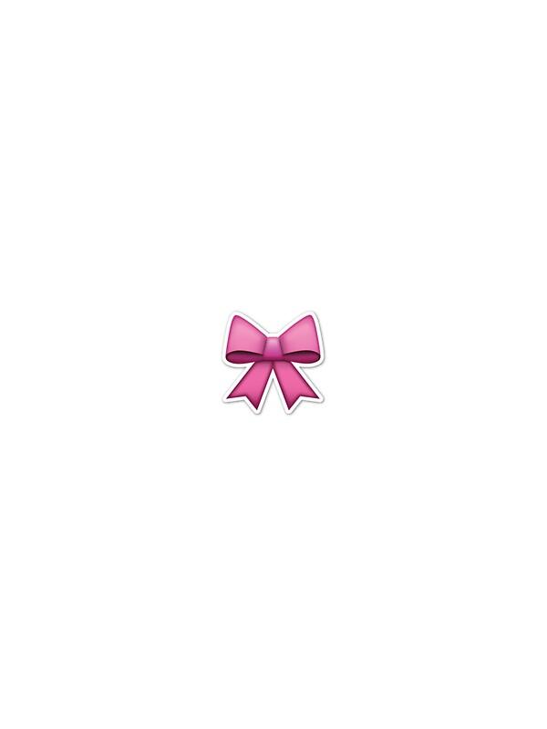 """X Bow Emoji """"Bow Emoji"""" ..."""
