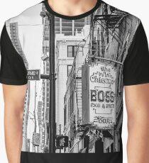 chicago boss Graphic T-Shirt