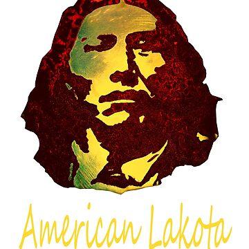 Lakota by MohsArt