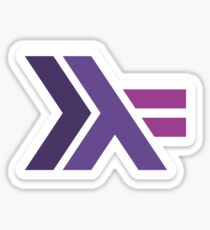 Haskell Sticker