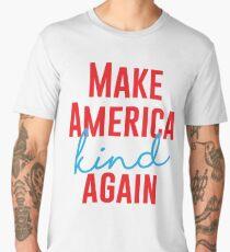 Make America Kind Again Men's Premium T-Shirt