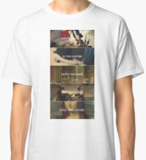 the louvre Classic T-Shirt